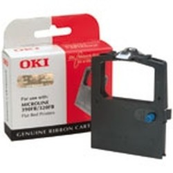 OKI 09002310 printer ribbon Black