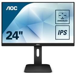"AOC Pro-line X24P1 computer monitor 61.2 cm (24.1"") 1920 x 1200 pixels WUXGA LED Flat Matt Black"