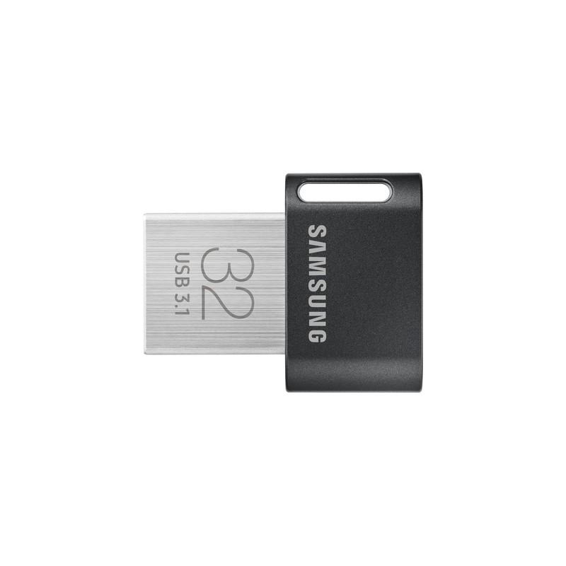 Samsung MUF-32AB USB flash drive 32 GB USB Type-A 3.2 Gen 1 (3.1 Gen 1) Black,Stainless steel