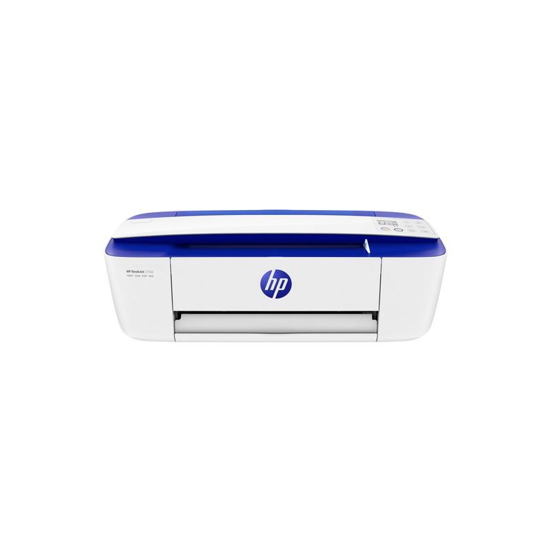 HP DeskJet 3760 Thermal Inkjet 19 ppm 1200 x 1200 DPI A4 Wi-Fi