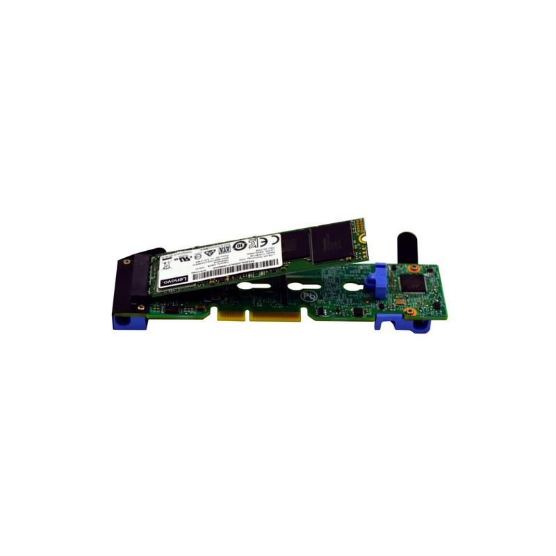 Lenovo 4XH7A08791 internal solid state drive M.2 480 GB PCI Express 2.0 3D TLC
