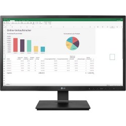"LG 24CK550W-3A LED display 60.5 cm (23.8"") 1920 x 1080 pixels Full HD Flat Black"
