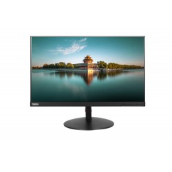 "Lenovo ThinkVision T24i 60.5 cm (23.8"") 1920 x 1080 pixels Full HD LED Black"
