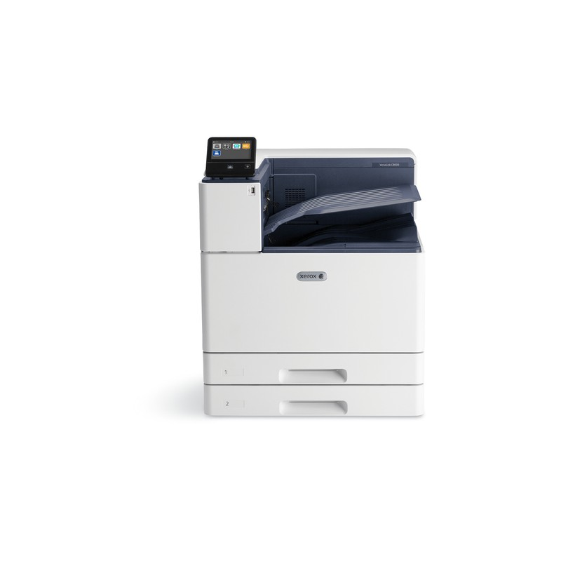 Xerox VersaLink C8000 A3 45/45 Ppm Duplex Printer Adobe Ps3 Pcl5E/6 3 Trays Total 1140 Sheets
