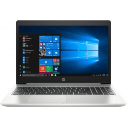 "HP ProBook 450 G6 Silver Notebook 39.6 cm (15.6"") 1920 x 1080 pixels 8th gen Intel® Core™ i7 16 GB DDR4-SDRAM 512 GB SSD Windows"