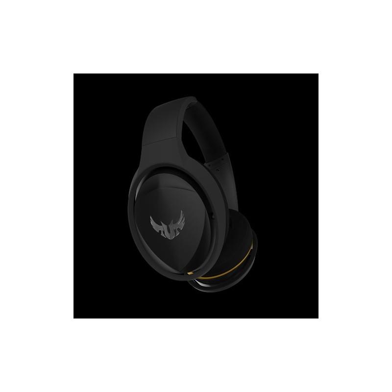 ASUS TUF Gaming H5 Lite headset Head-band Black