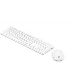 HP Pavilion 800 keyboard RF Wireless White