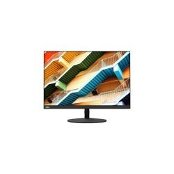 """Lenovo ThinkVision T25m-10 LED display 63.5 cm (25"""") 1920 x 1200 pixels WUXGA Flat Matt Black"""