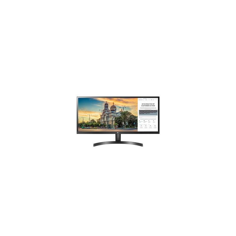 """LG 29WL500-B computer monitor 73.7 cm (29"""") UltraWide Full HD LED Flat Black"""