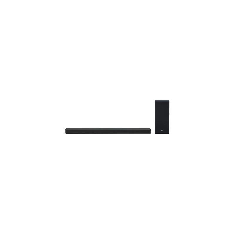 LG SL6YF soundbar speaker 3.1 channels 420 W Black