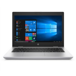 "HP ProBook 640 G5 Silver Notebook 35.6 cm (14"") 1920 x 1080 pixels 8th gen Intel® Core™ i5 i5-8265U 8 GB DDR4-SDRAM 256 GB SSD"