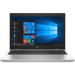 "HP ProBook 650 G5 Silver Notebook 39.6 cm (15.6"") 1920 x 1080 pixels 8th gen Intel® Core™ i7 i7-8565U 16 GB DDR4-SDRAM 512 GB SS"