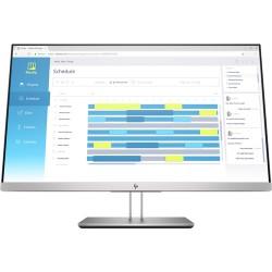 "HP EliteDisplay E273d LED display 68.6 cm (27"") 1920 x 1080 pixels Full HD Flat Black,Silver"