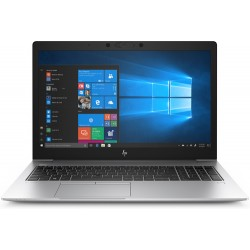 "HP EliteBook 850 G6 Silver Notebook 39.6 cm (15.6"") 1920 x 1080 pixels 8th gen Intel® Core™ i5 i5-8265U 8 GB DDR4-SDRAM 512 GB S"