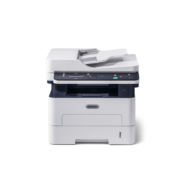 Xerox B205 A4 30Ppm Wireless Copy/Print/Scan Ps3 Pcl5E/6 Adf 2 Trays 251 Sheets