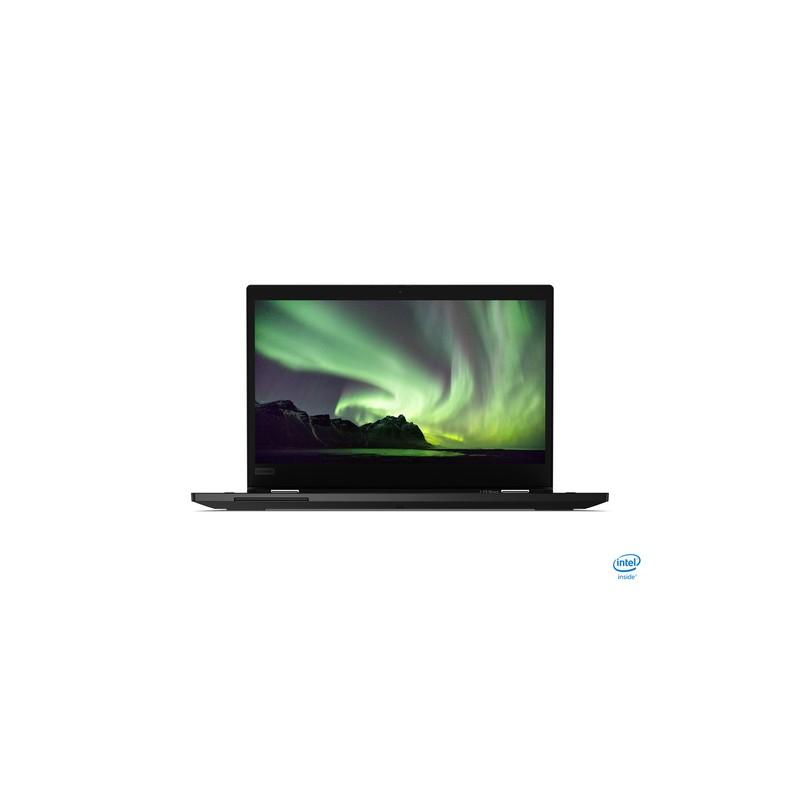 "Lenovo ThinkPad L13 Yoga Black Hybrid (2-in-1) 33.8 cm (13.3"") 1920 x 1080 pixels Touchscreen 10th gen Intel® Core™ i5 8 GB DDR4"