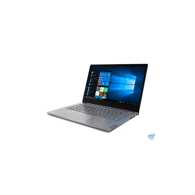 "Lenovo ThinkBook 14 Grey Notebook 35.6 cm (14"") 1920 x 1080 pixels 10th gen Intel® Core™ i3 8 GB DDR4-SDRAM 256 GB SSD Windows 1"