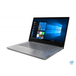 "Lenovo ThinkBook 14 Grey Notebook 35.6 cm (14"") 1920 x 1080 pixels 10th gen Intel® Core™ i5 8 GB DDR4-SDRAM 256 GB SSD Wi-Fi 6 ("