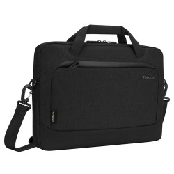 "Targus Cypress EcoSmart notebook case 35.6 cm (14"") Briefcase Black"
