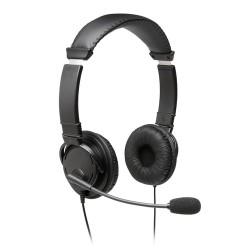Kensington K97601WW headphones/headset Head-band Black