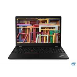 """Lenovo ThinkPad T15 Notebook Black 39.6 cm (15.6"""") 1920 x 1080 pixels 10th gen Intel® Core™ i7 16 GB DDR4-SDRAM 512 GB SSD Wi-Fi"""
