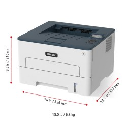 Xerox B230 Imprimante recto...