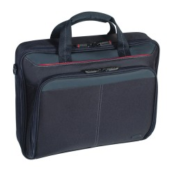 "Targus CN31 notebook case 40.6 cm (16"") Briefcase Black"